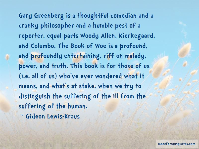 Gideon Lewis-Kraus Quotes Pictures 2