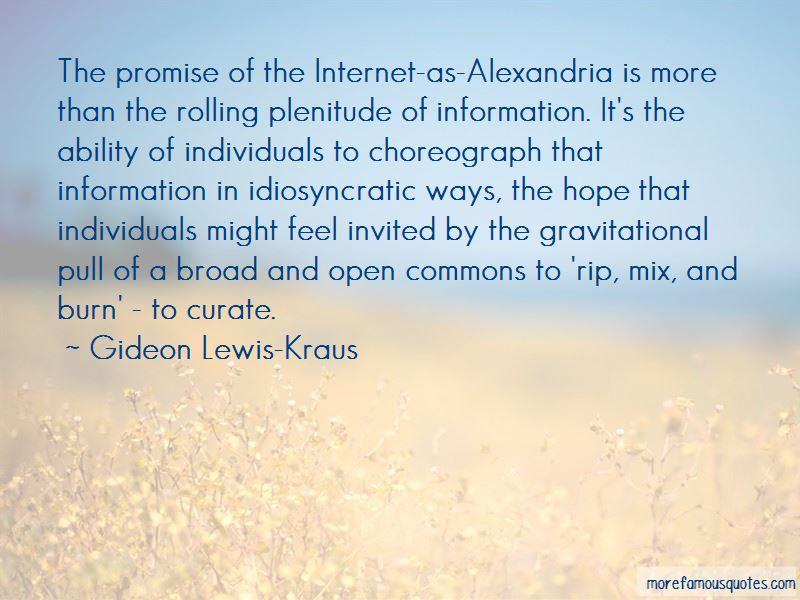 Gideon Lewis-Kraus Quotes Pictures 3