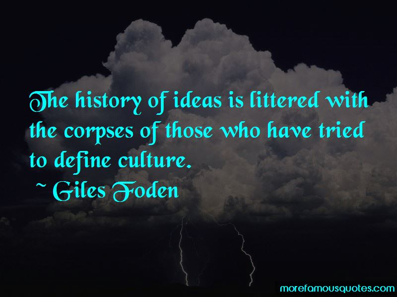 Giles Foden Quotes Pictures 4