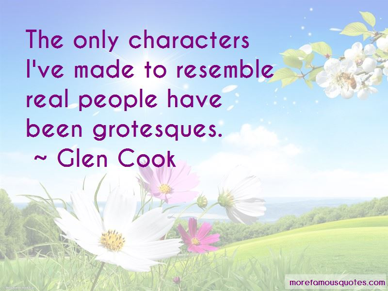 Glen Cook Quotes Pictures 4