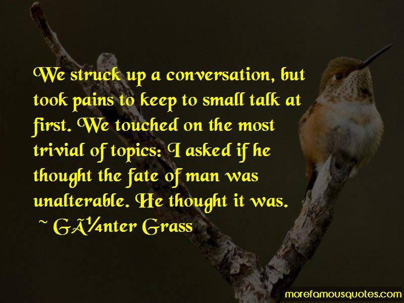 Gunter-Grass Quotes
