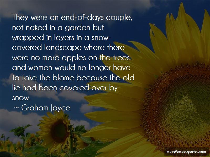 Graham Joyce Quotes Pictures 3