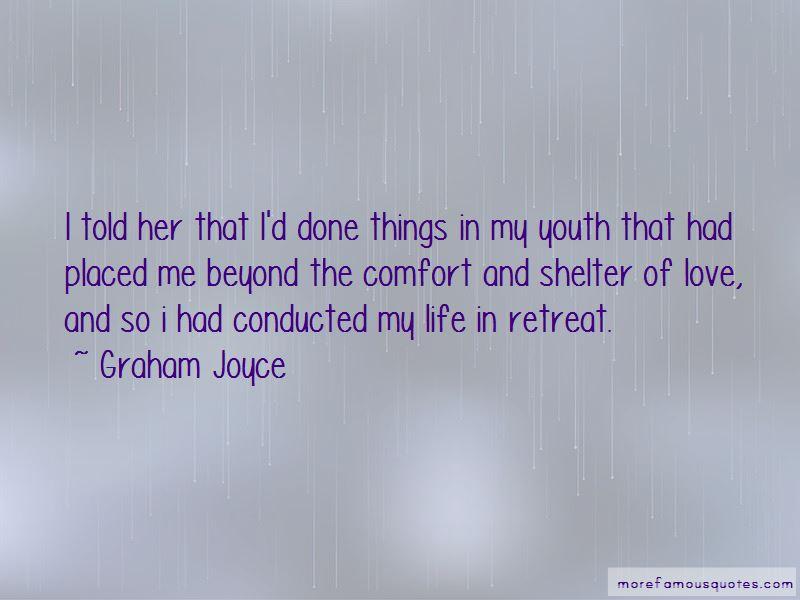 Graham Joyce Quotes Pictures 4