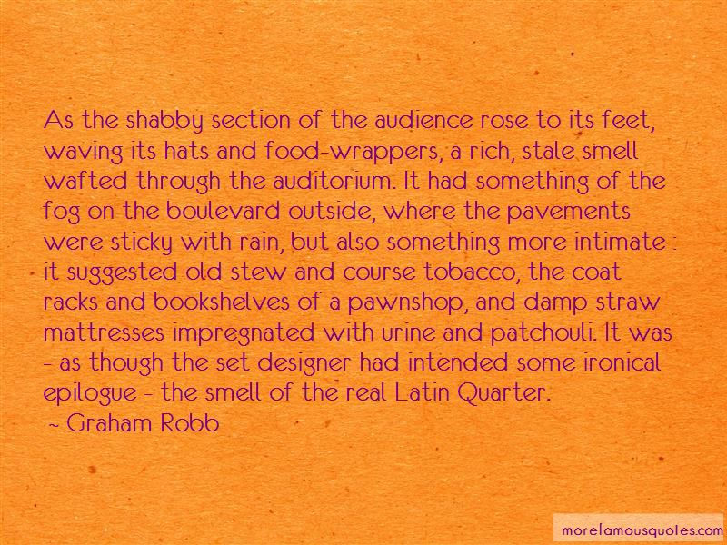 Graham Robb Quotes