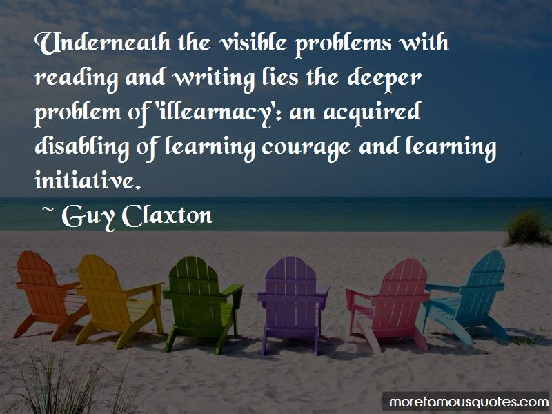 Guy Claxton Quotes Pictures 3