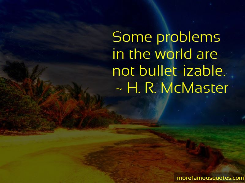 H. R. McMaster Quotes Pictures 2