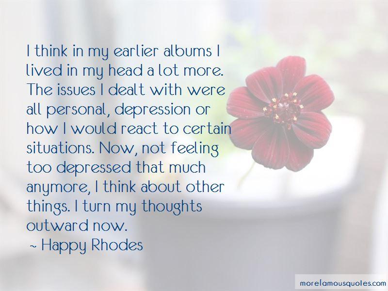Happy Rhodes Quotes Pictures 3