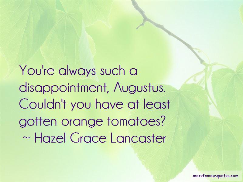 hazel grace quotes