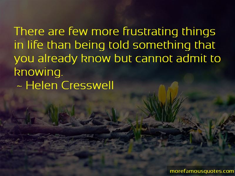 Helen Cresswell Quotes