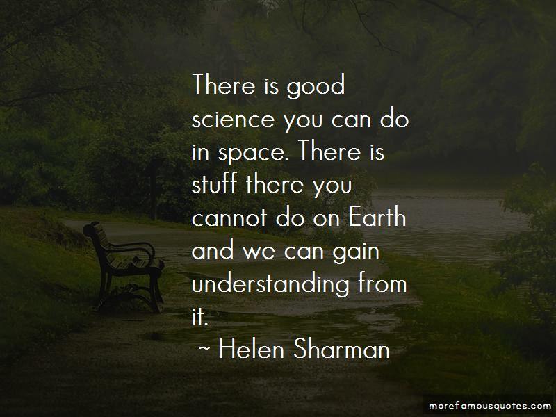 Helen Sharman Quotes Pictures 2