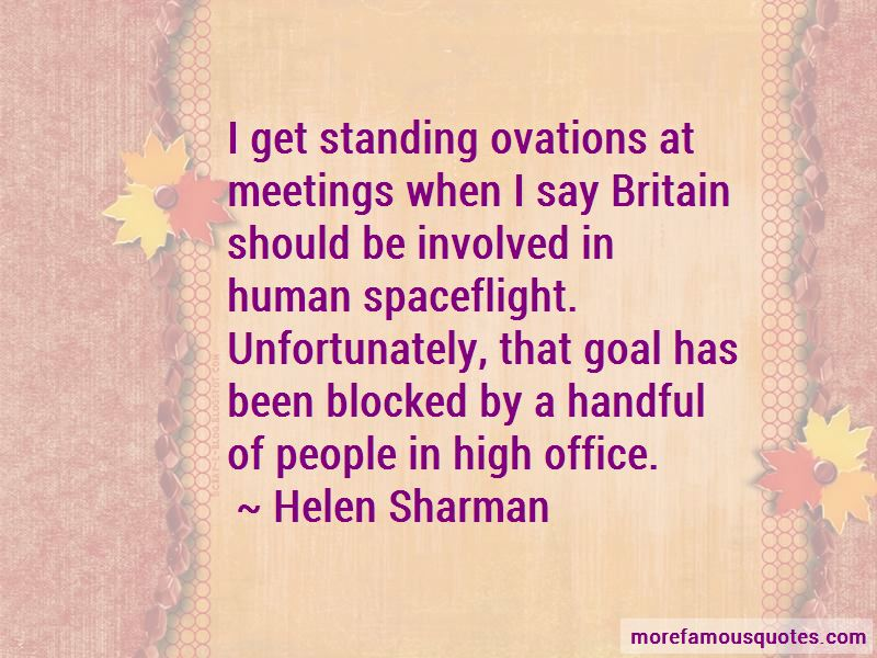 Helen Sharman Quotes Pictures 3