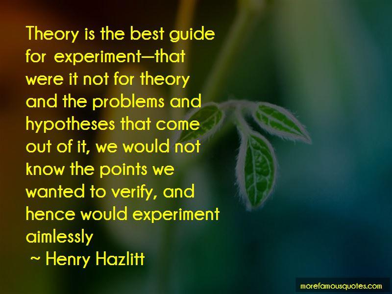 Henry Hazlitt Quotes Pictures 2