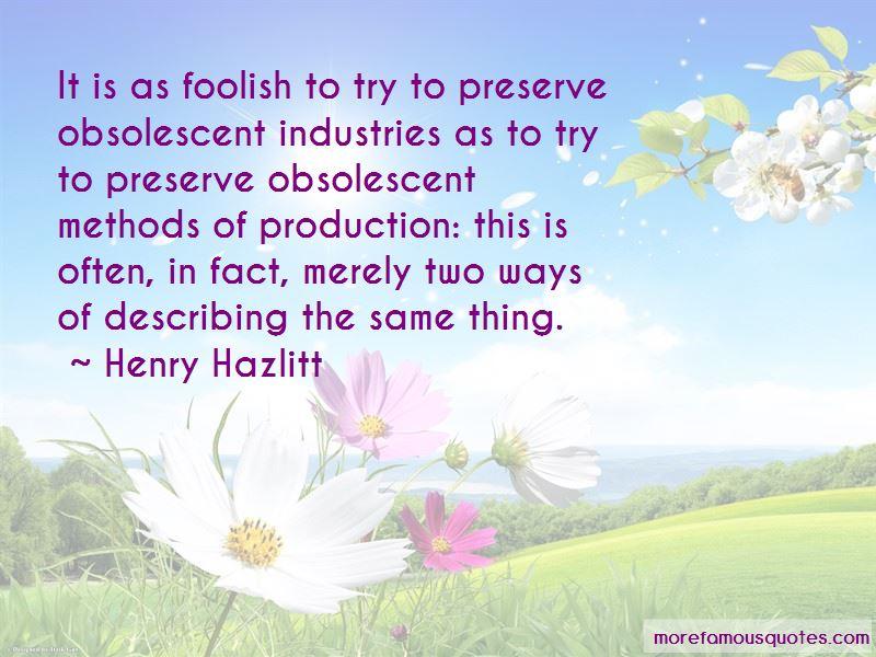 Henry Hazlitt Quotes Pictures 3