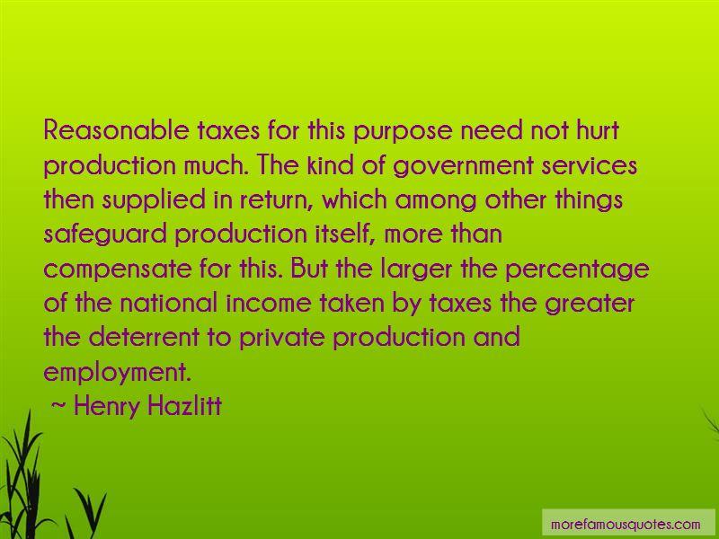 Henry Hazlitt Quotes Pictures 4