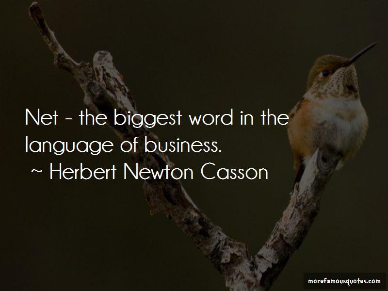 Herbert Newton Casson Quotes Pictures 4