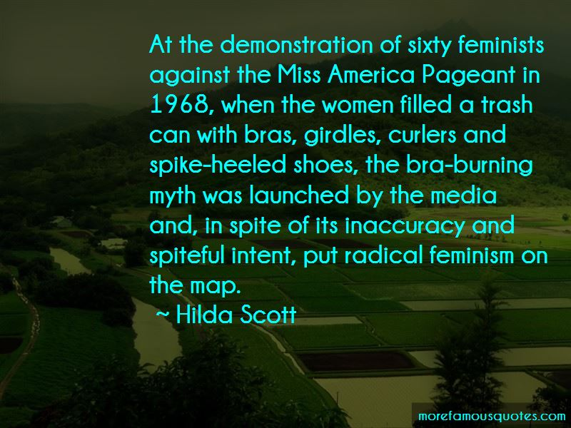 Hilda Scott Quotes Pictures 3