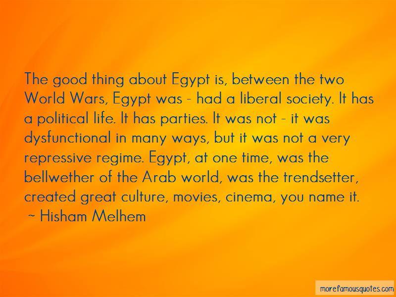 Hisham Melhem Quotes Pictures 2
