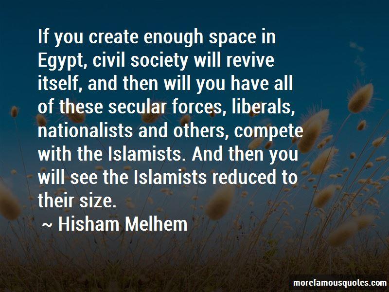 Hisham Melhem Quotes Pictures 3