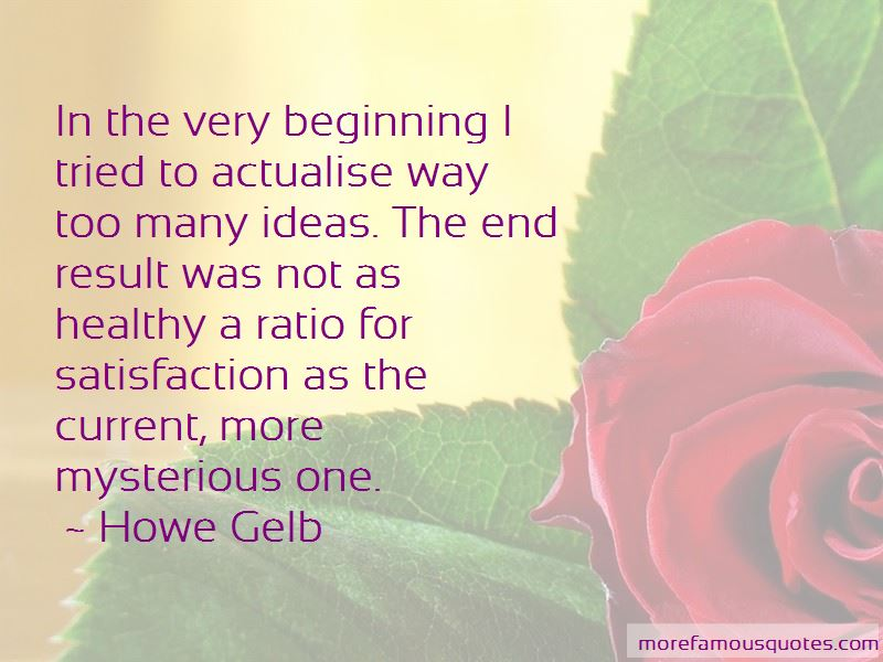 Howe Gelb Quotes Pictures 3