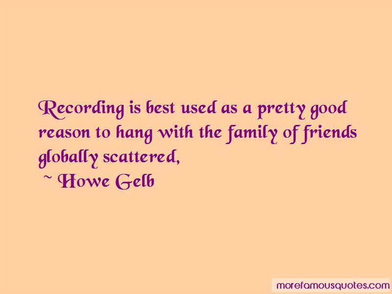 Howe Gelb Quotes