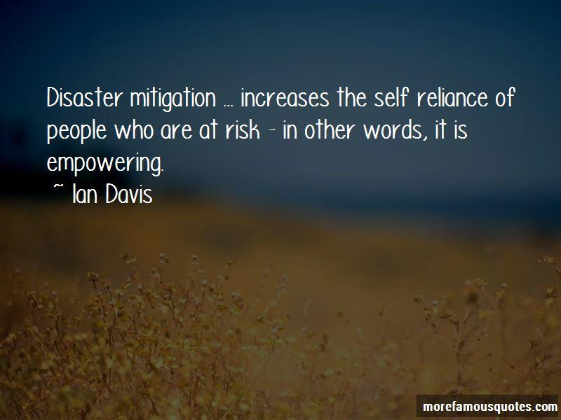 Ian Davis Quotes