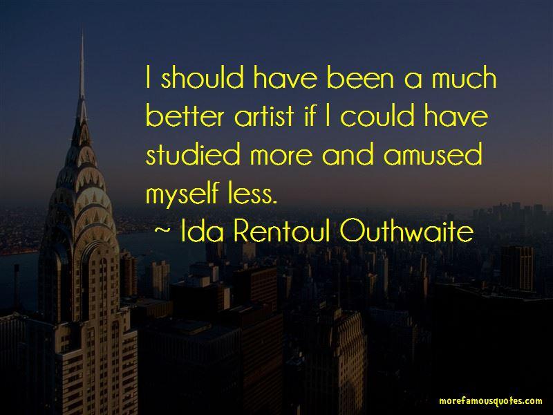 Ida Rentoul Outhwaite Quotes Pictures 3