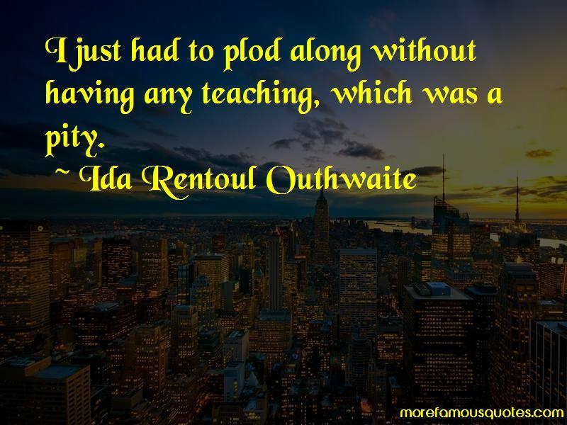 Ida Rentoul Outhwaite Quotes Pictures 4