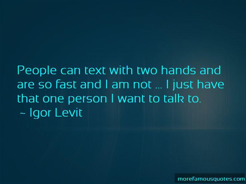 Igor Levit Quotes