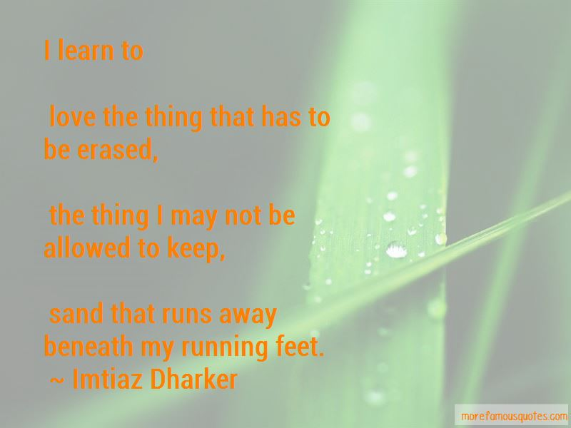 Imtiaz Dharker Quotes Pictures 3