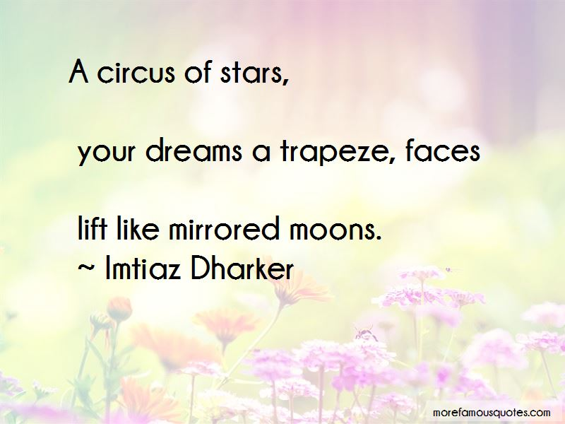 Imtiaz Dharker Quotes