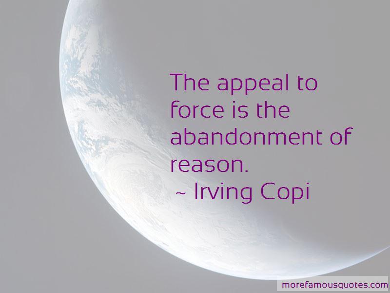 Irving Copi Quotes