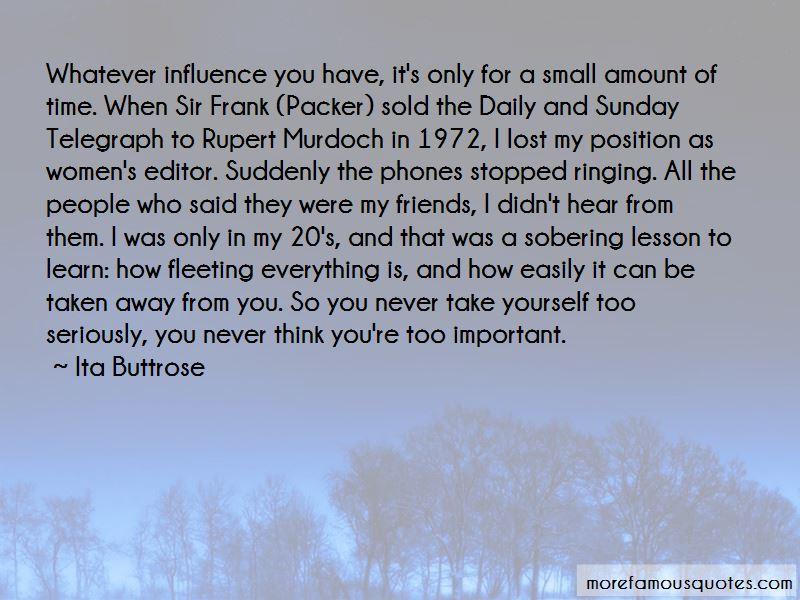 Ita Buttrose Quotes Pictures 4