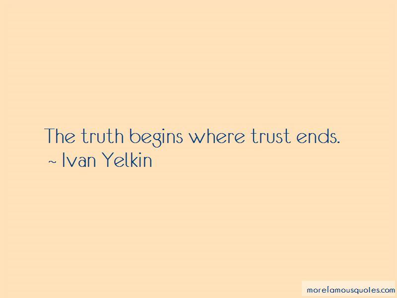 Ivan Yelkin Quotes Pictures 2