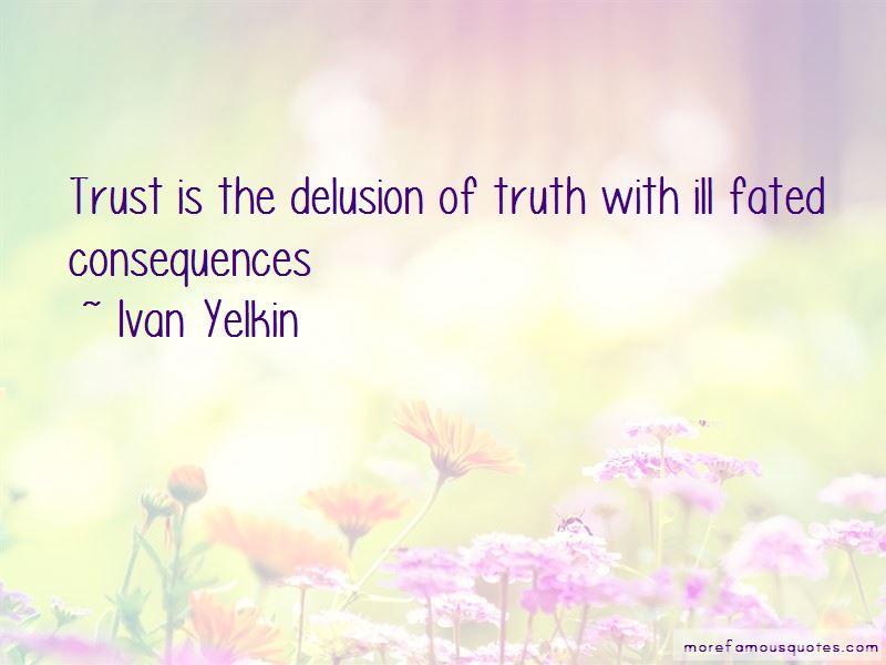 Ivan Yelkin Quotes