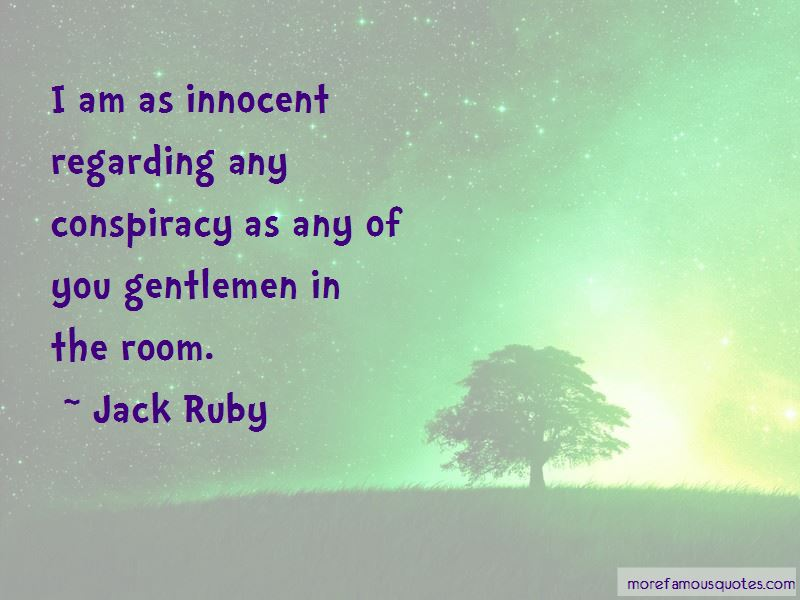 Jack Ruby Quotes Pictures 3