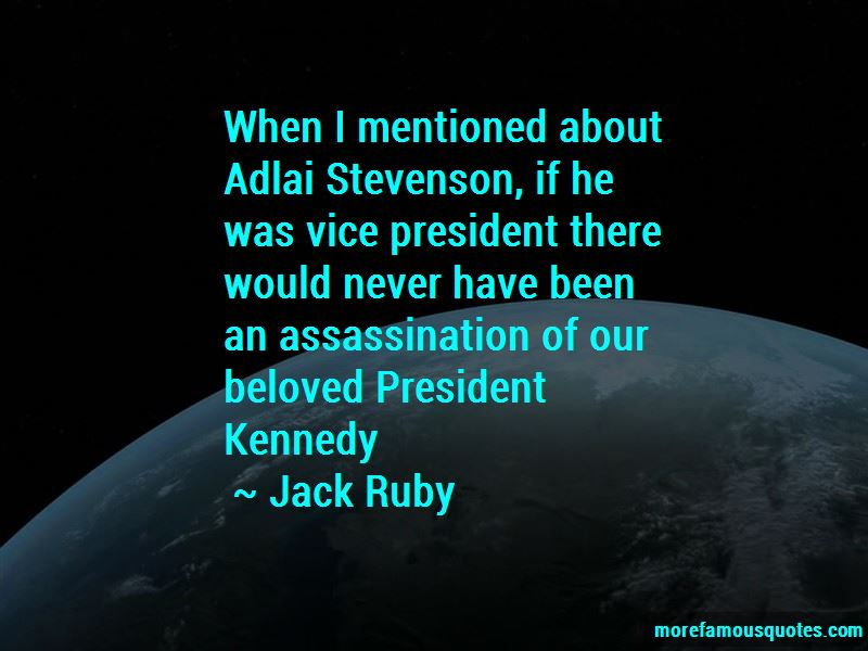 Jack Ruby Quotes Pictures 4