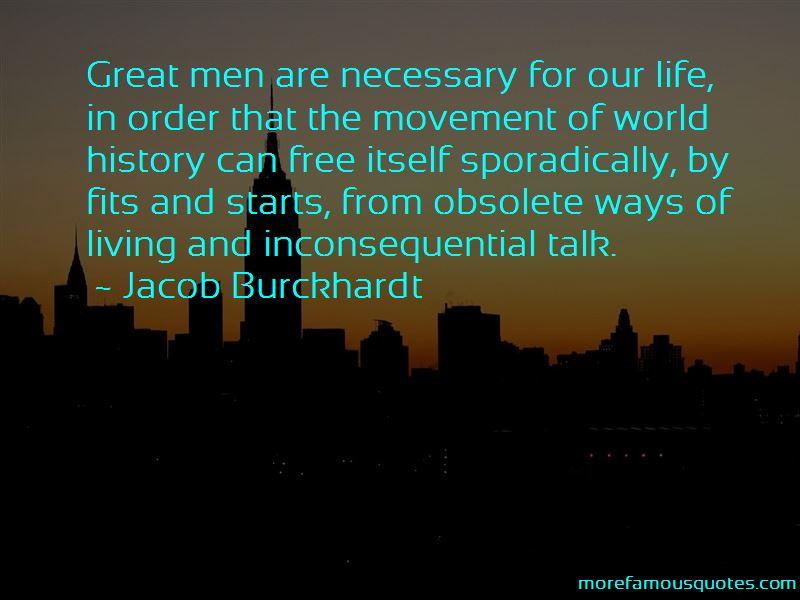 Jacob Burckhardt Quotes Pictures 2
