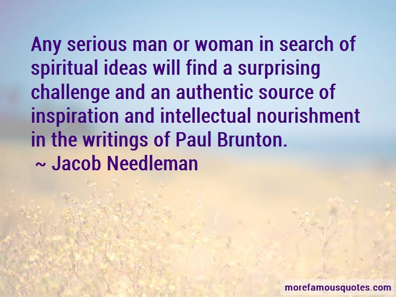 Jacob Needleman Quotes Pictures 2