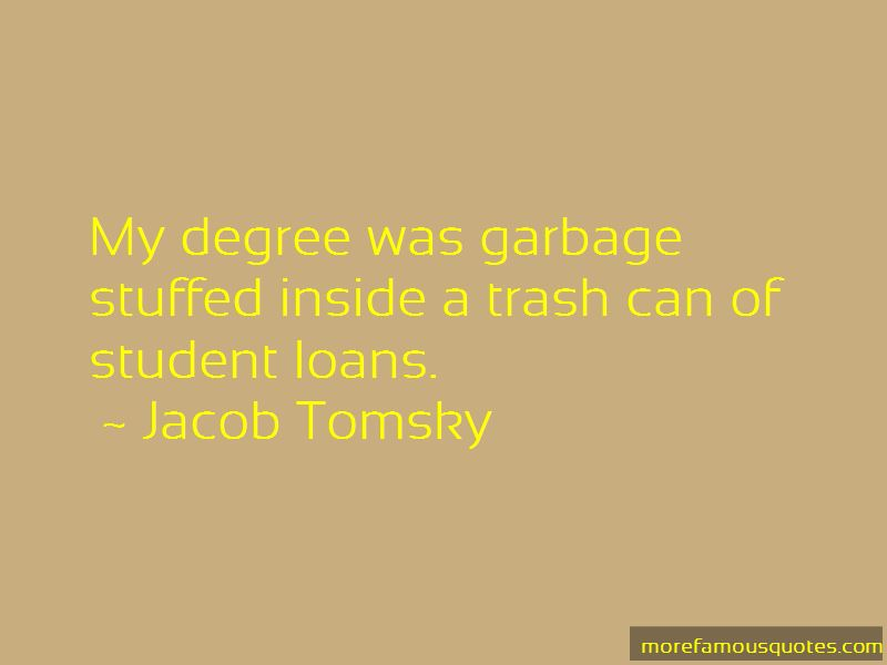 Jacob Tomsky Quotes Pictures 3