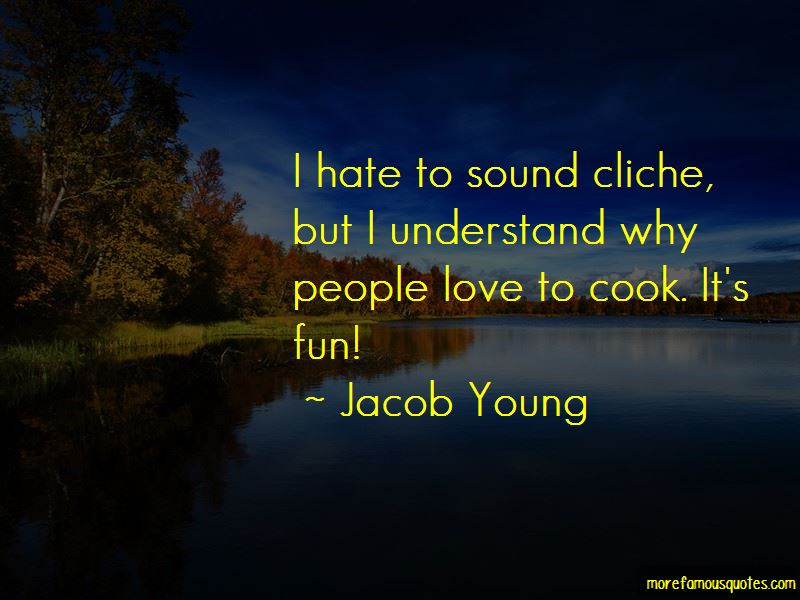Jacob Young Quotes Pictures 2