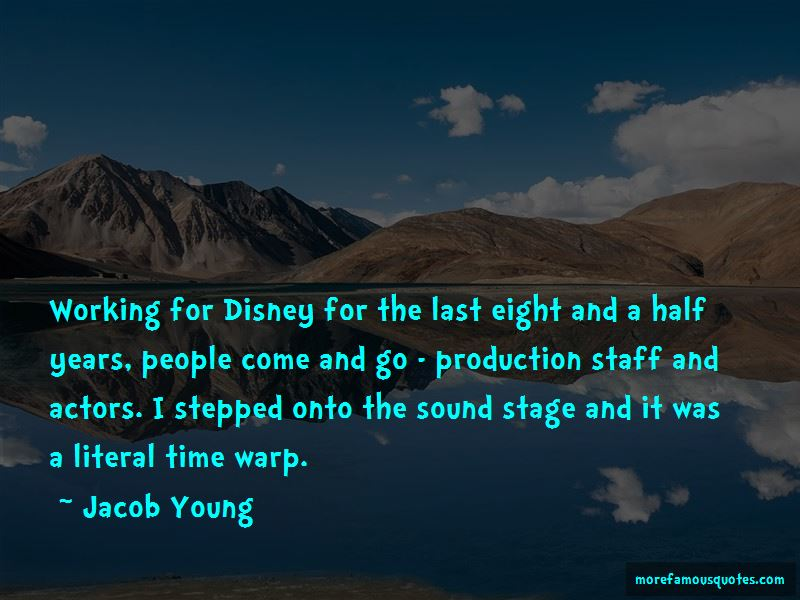 Jacob Young Quotes