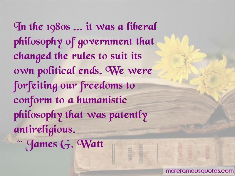 James G. Watt Quotes Pictures 3