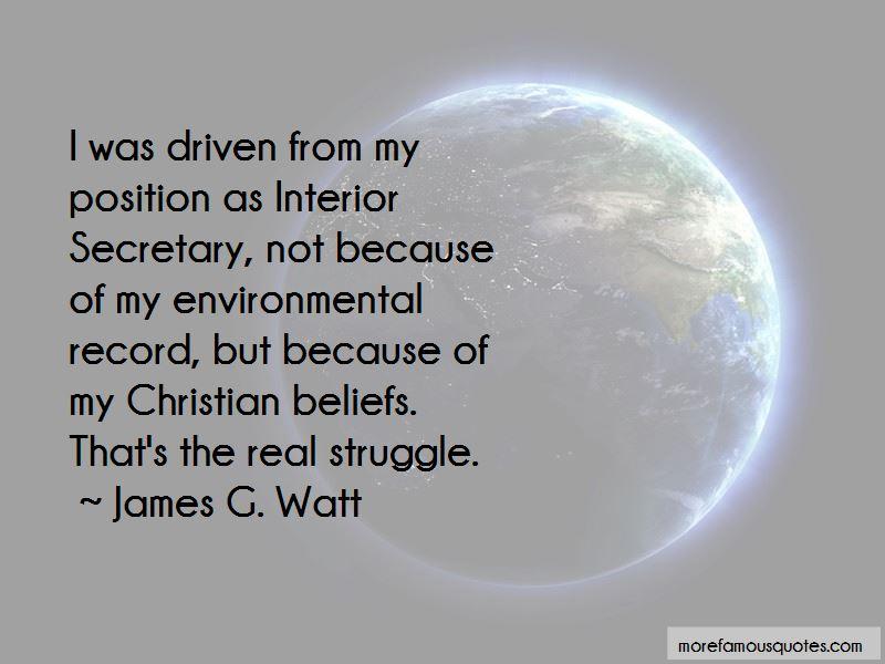 James G. Watt Quotes Pictures 4