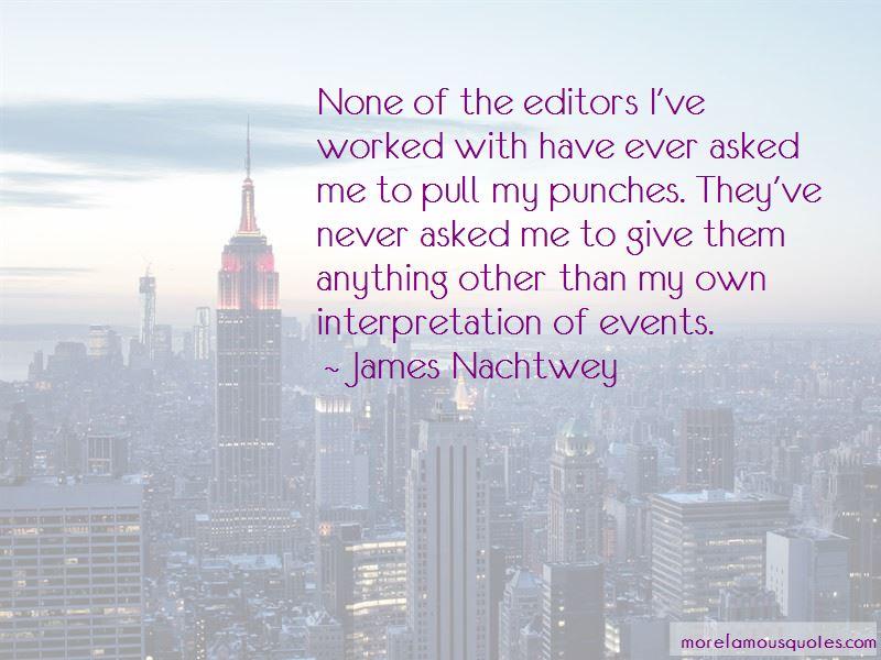 James Nachtwey Quotes Pictures 4