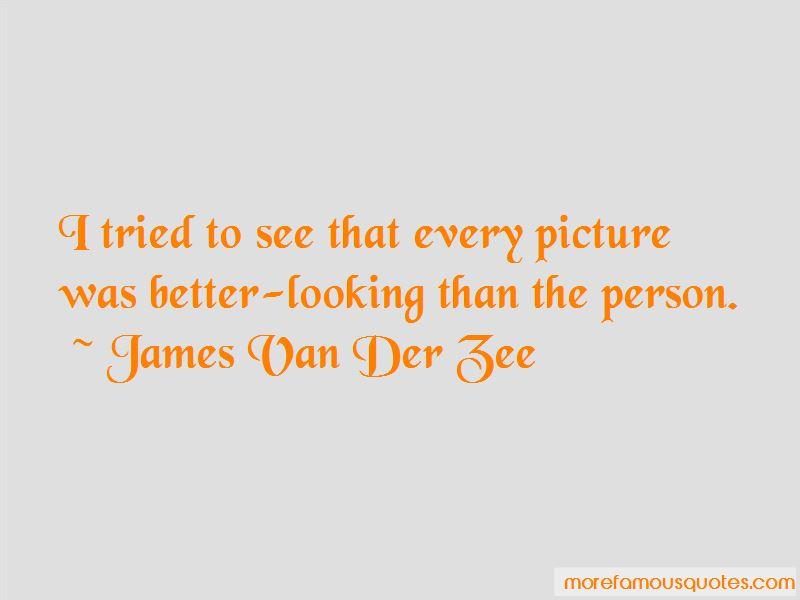 James Van Der Zee Quotes Pictures 4