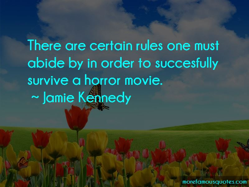 Jamie Kennedy Quotes Pictures 2
