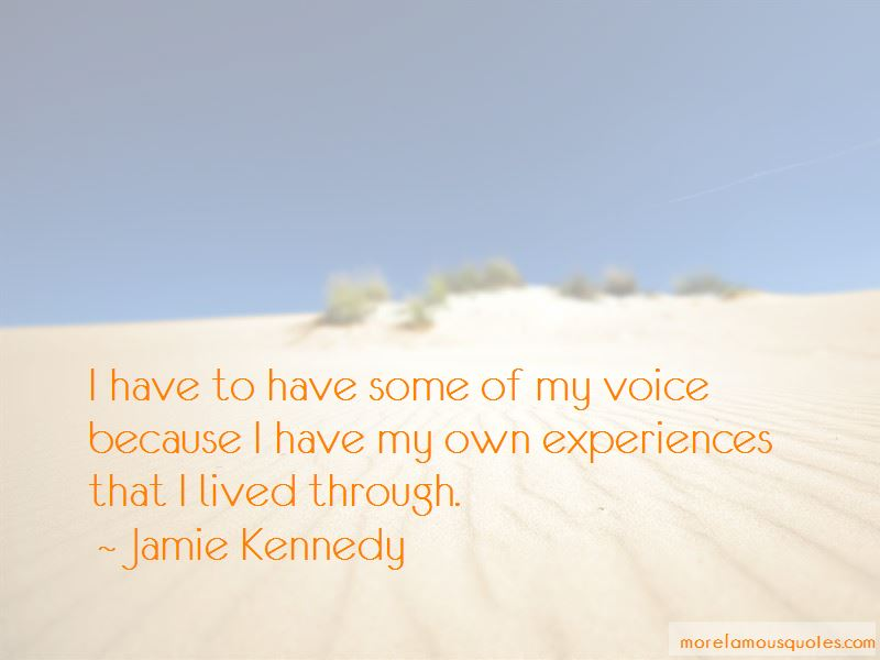 Jamie Kennedy Quotes Pictures 3