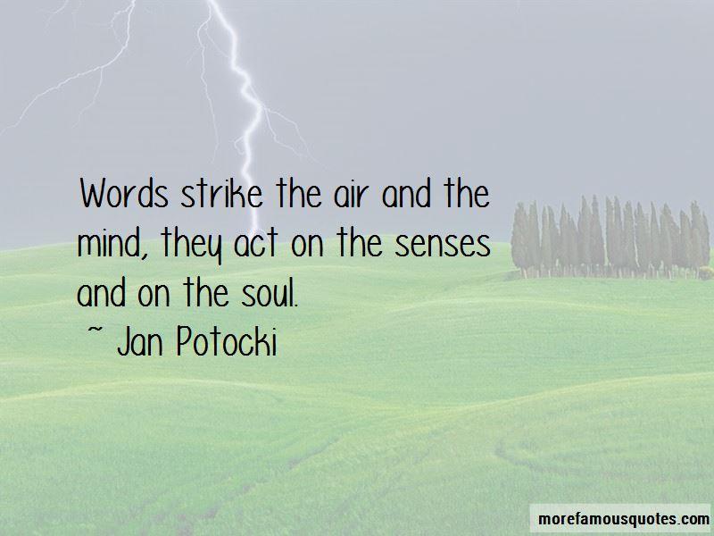 Jan Potocki Quotes Pictures 2