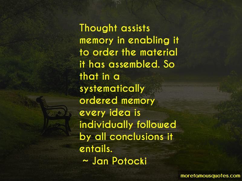 Jan Potocki Quotes Pictures 3