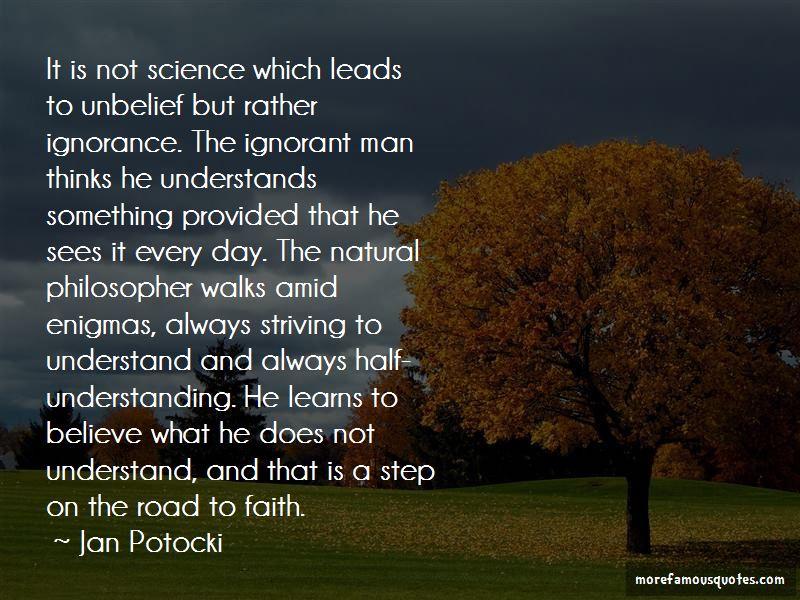 Jan Potocki Quotes Pictures 4